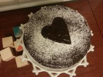 A vegan cake.