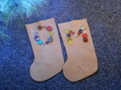 Stockings for my kids.