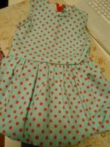 A dress for Margot.